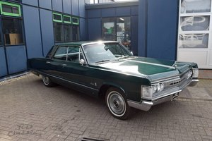 1967 Chrysler Imperial 4D Sedan For Sale