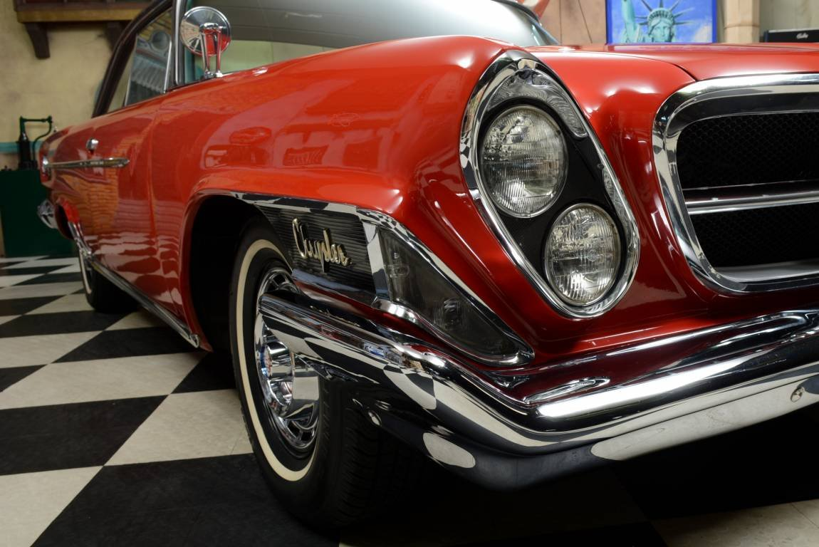 1962 Chrysler 300H Letter Series / Sehr selten! For Sale (picture 3 of 6)