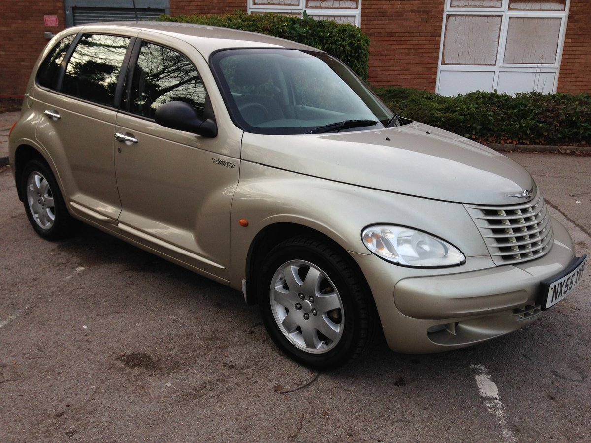 2005 CHRYSLER PT CRUISER TOURING CRD 81000 FSH MK1 SOLD (picture 2 of 6)