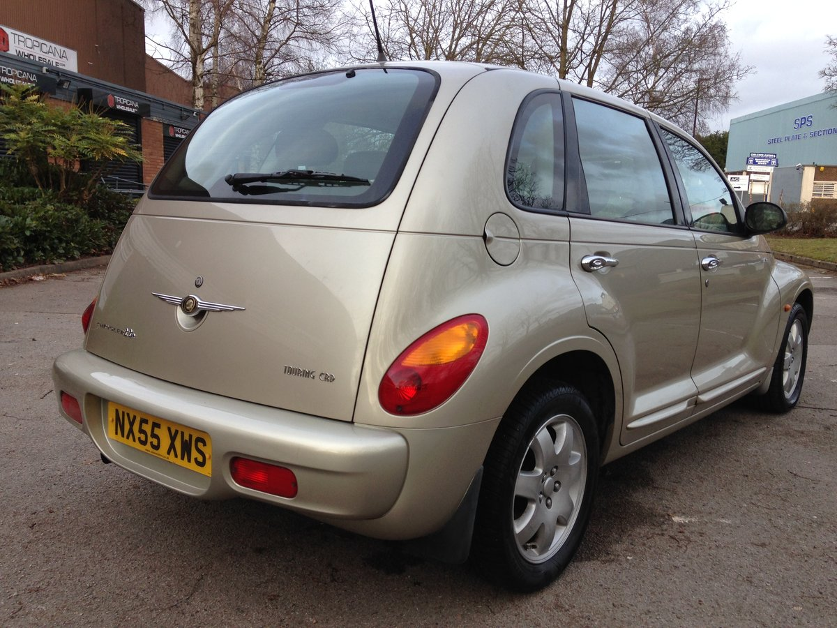 2005 CHRYSLER PT CRUISER TOURING CRD 81000 FSH MK1 SOLD (picture 3 of 6)