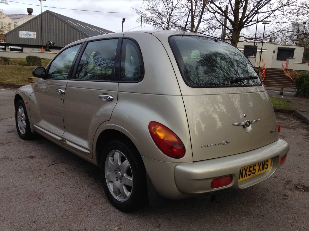 2005 CHRYSLER PT CRUISER TOURING CRD 81000 FSH MK1 SOLD (picture 4 of 6)