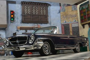 1962 Chrysler 300 Convertible / Top Restauriert!