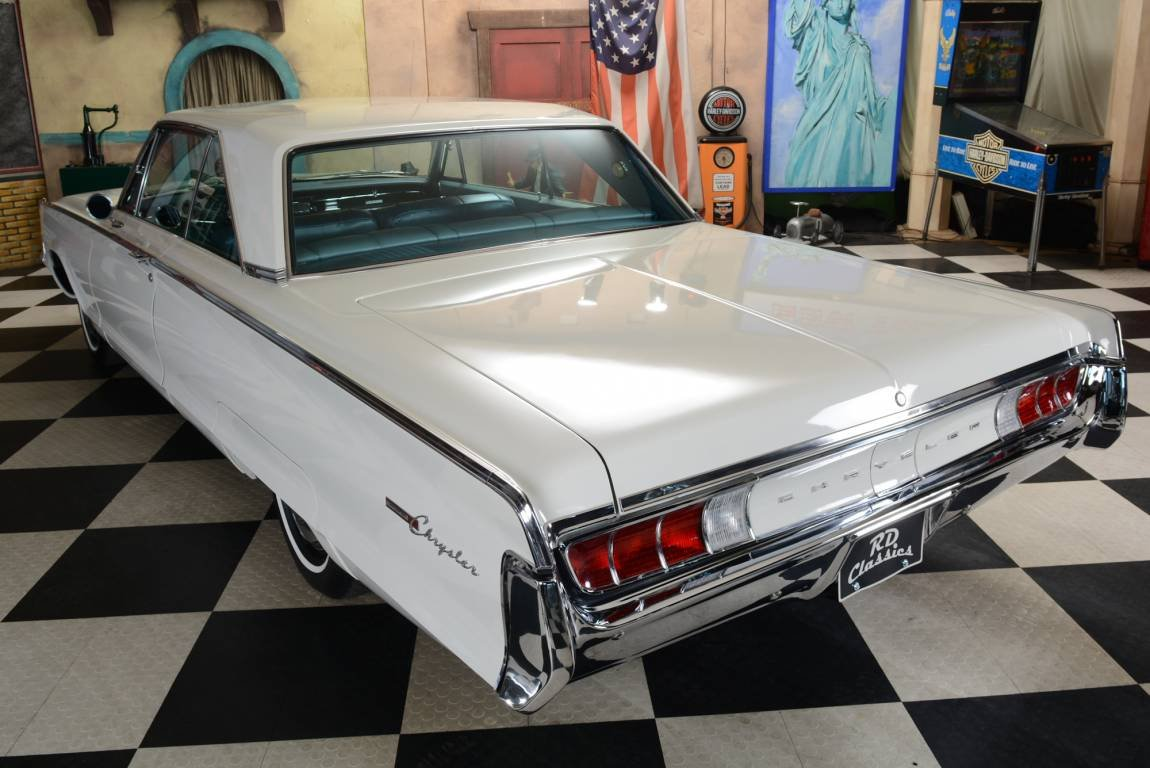 1965 Chrysler New Port 2D Hardtop Coupe *383cui Mopar* For Sale (picture 1 of 6)