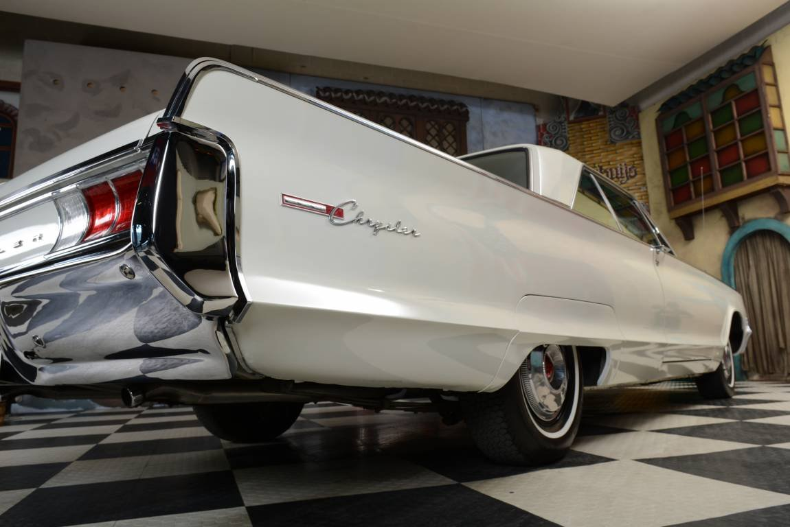 1965 Chrysler New Port 2D Hardtop Coupe *383cui Mopar* For Sale (picture 5 of 6)