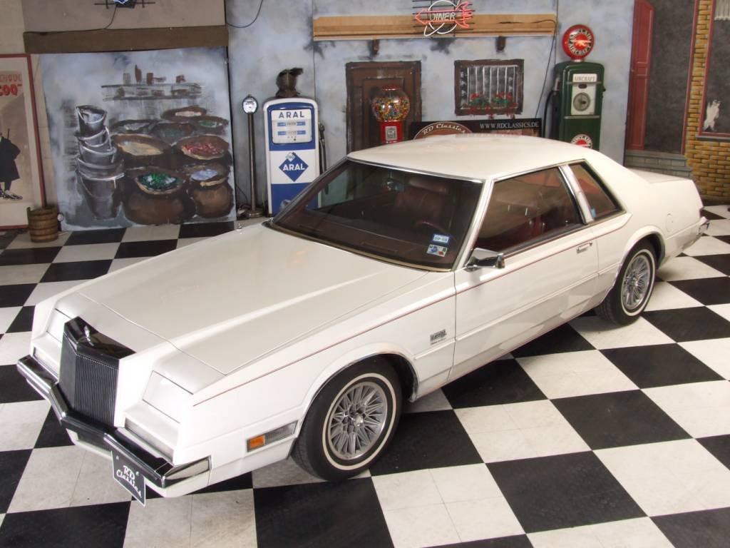 1982 Chrysler Imperial *Sammlerst?ck*Sehr Originaler Top Zu For Sale (picture 1 of 6)
