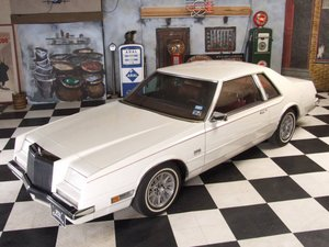 1982 Chrysler Imperial *Sammlerst?ck*Sehr Originaler Top Zu For Sale
