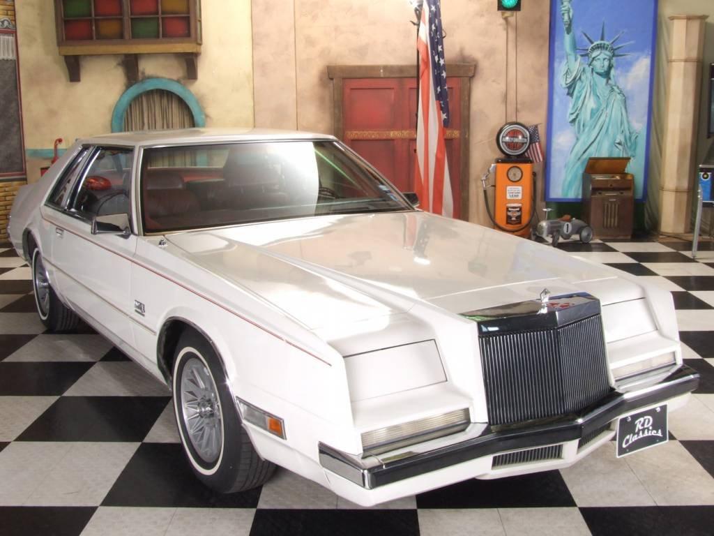 1982 Chrysler Imperial *Sammlerst?ck*Sehr Originaler Top Zu For Sale (picture 2 of 6)