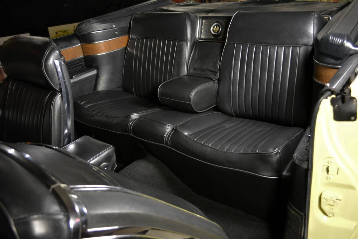 1966 Chrysler Imperial Cabrio Inkl. Deutsche Brief For Sale (picture 5 of 6)