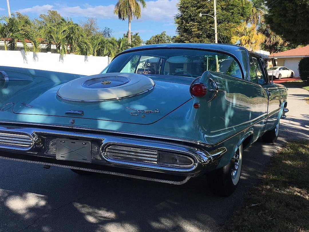 1957 Imperial Crown      Concours condition For Sale (picture 3 of 6)