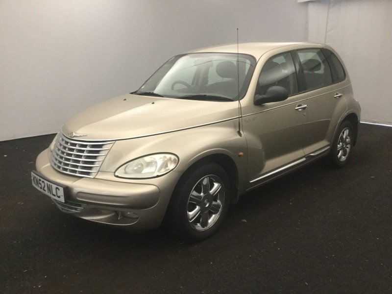 2002 CHRYSLER PT CRUISER LIMITED 2.2 CRD 40000 GENUINE MILES FSH SOLD (picture 1 of 6)