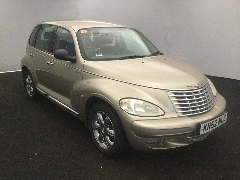 2002 CHRYSLER PT CRUISER LIMITED 2.2 CRD 40000 GENUINE MILES FSH SOLD (picture 2 of 6)
