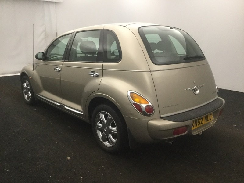 2002 CHRYSLER PT CRUISER LIMITED 2.2 CRD 40000 GENUINE MILES FSH SOLD (picture 3 of 6)