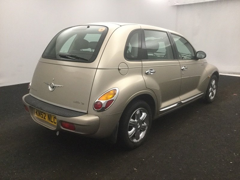 2002 CHRYSLER PT CRUISER LIMITED 2.2 CRD 40000 GENUINE MILES FSH SOLD (picture 4 of 6)