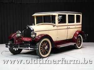 1926 Chrysler 58 Sedan '26 For Sale