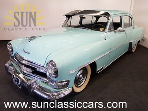 Chrysler Windsor de Luxe 1954, sedan For Sale