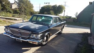 1964 Chrysler New Yorker super rare only one in UK For Sale