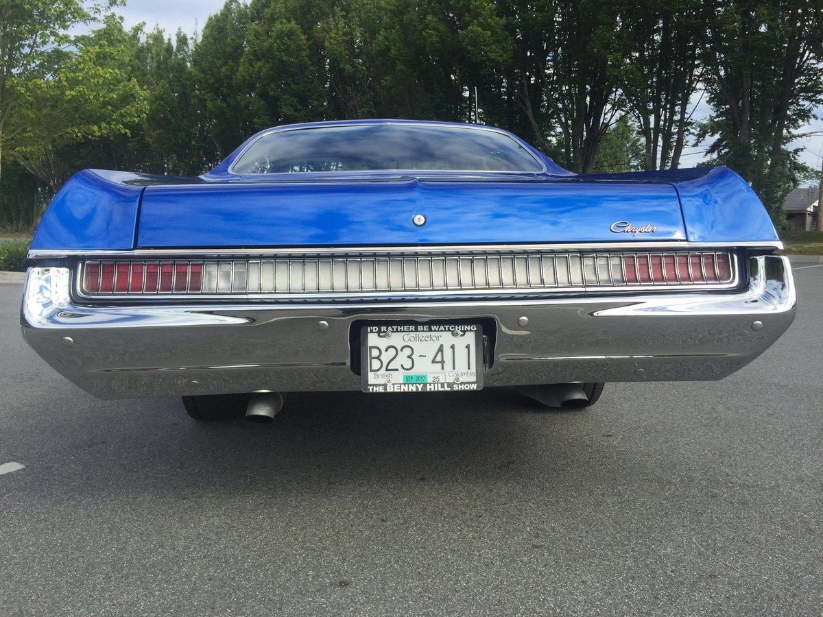 1969 Newport Custom