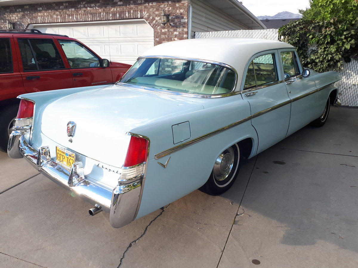 Chrysler For Sale >> 1956 Chrysler Windsor For Sale Car And Classic