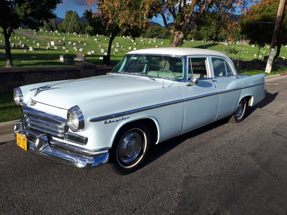 1956 Chrysler Windsor For Sale (picture 3 of 6)