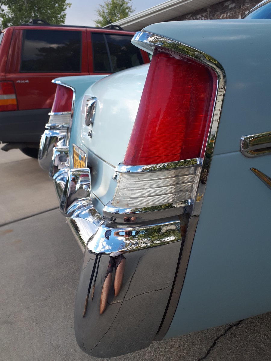 1956 Chrysler Windsor For Sale (picture 4 of 6)