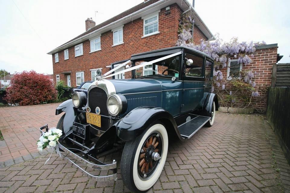 Chrysler 60 sedan 2 door 1926 For Sale (picture 1 of 6)