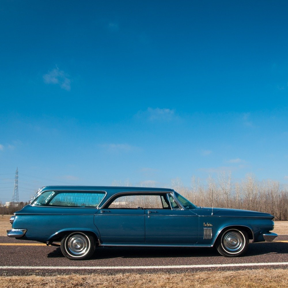 1963 Chrysler New Yorker Town & Country Hardtop Wagon Rare For Sale (picture 3 of 6)