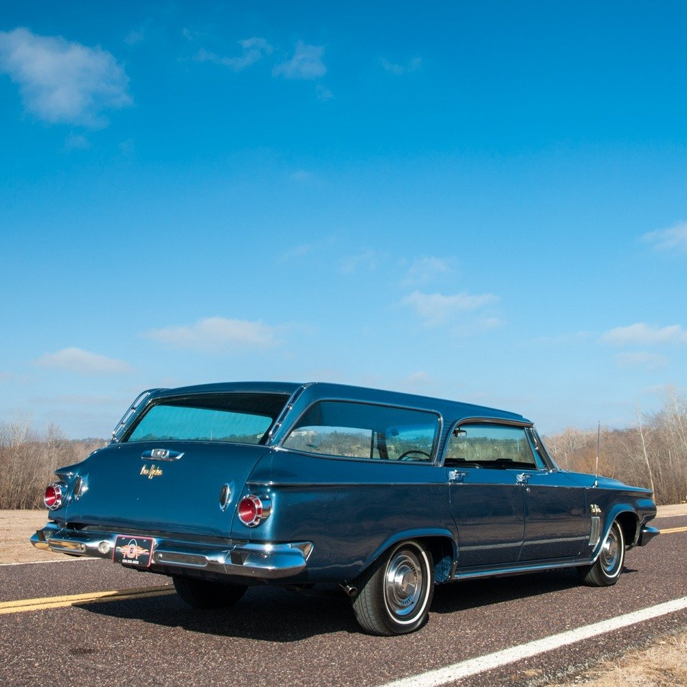 1963 Chrysler New Yorker Town & Country Hardtop Wagon Rare For Sale (picture 4 of 6)