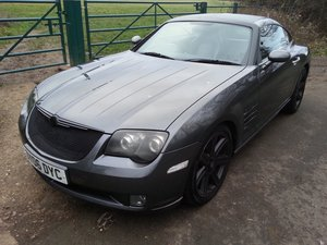 CHRYSLER CROSSFIRE COUPE 6 SPEED 2006 For Sale