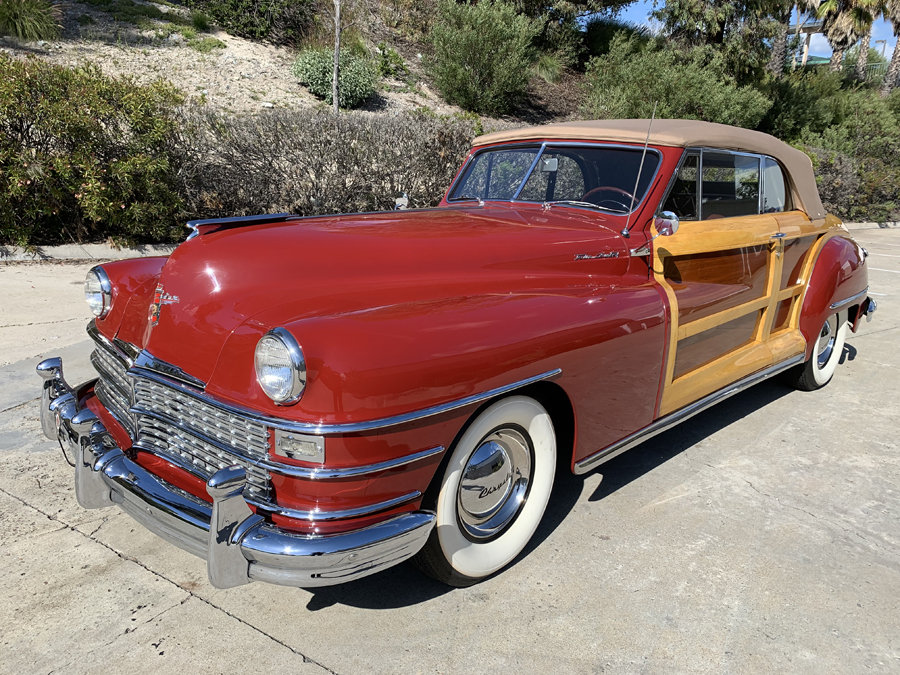 1948 Classic American Woody For Sale For Sale (picture 1 of 6)