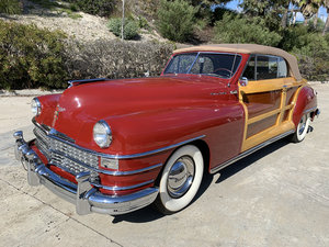 1948 Classic American Woody For Sale