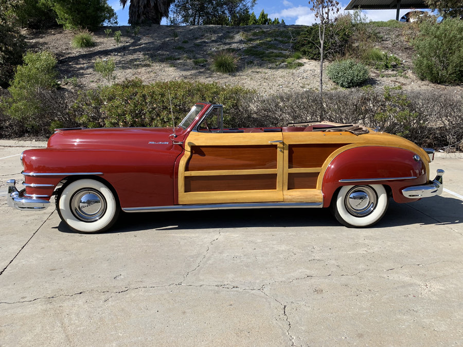 1948 Classic American Woody For Sale For Sale (picture 2 of 6)