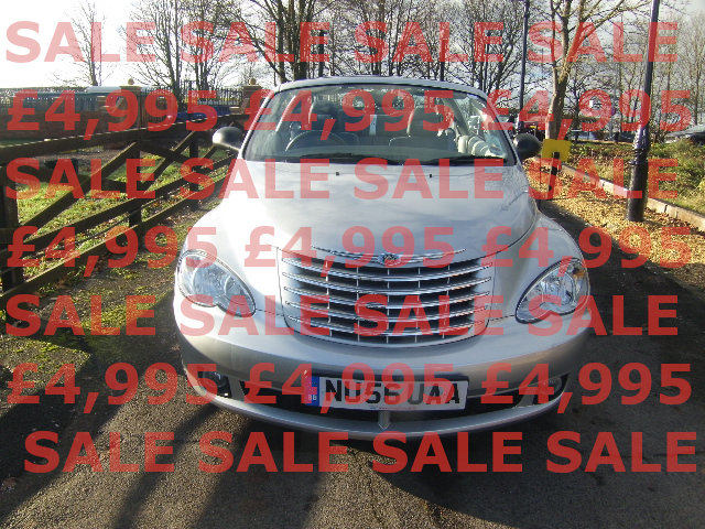 2006 Chrysler cruiser For Sale (picture 1 of 6)