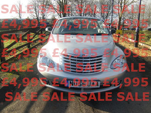 2006 Chrysler cruiser For Sale