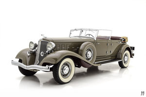 1933 CHRYSLER CL IMPERIAL DUAL WINDSHIELD PHAETON For Sale