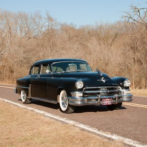 1953 Chrysler Imperial Six-passenger Town Limousine Rare ! For Sale