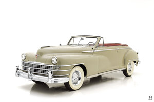 1947 CHRYSLER NEW YORKER CONVERTIBLE For Sale