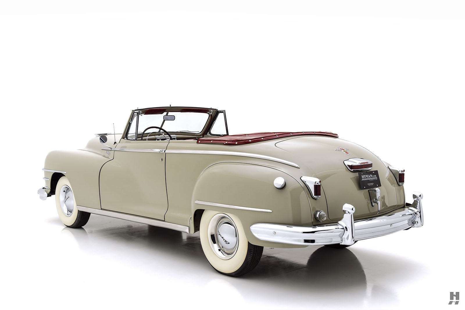 1947 CHRYSLER NEW YORKER CONVERTIBLE For Sale (picture 6 of 6)