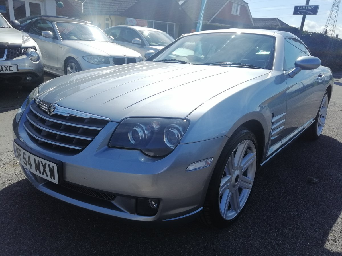 2004 Stunning Chrysler Crossfire Coupe For Sale (picture 2 of 6)