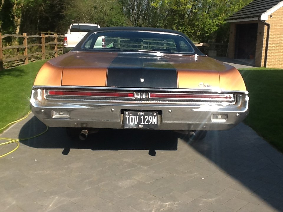 1969 Chrysler 300  2 door hardtop For Sale (picture 4 of 6)