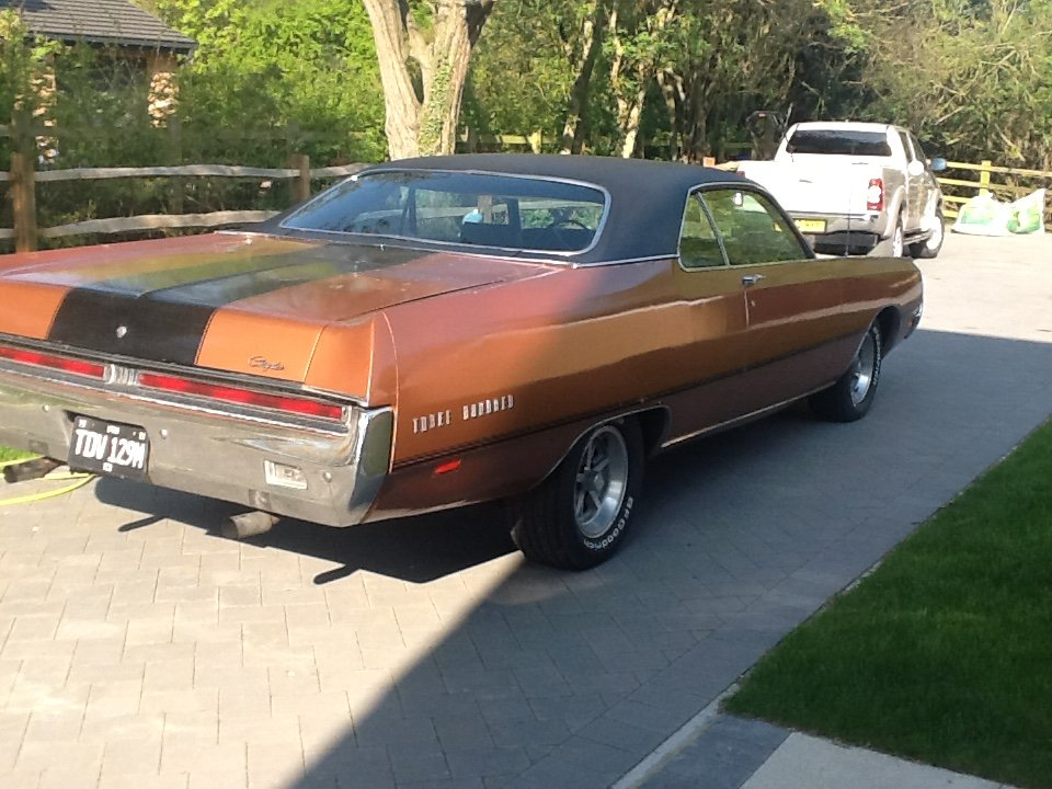 1969 Chrysler 300  2 door hardtop For Sale (picture 5 of 6)