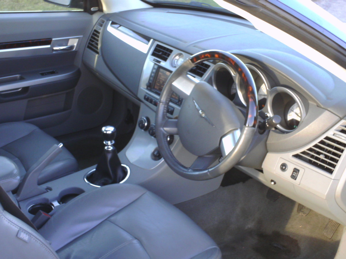 2009 Chrysler Sebring convertible coupe For Sale (picture 6 of 6)