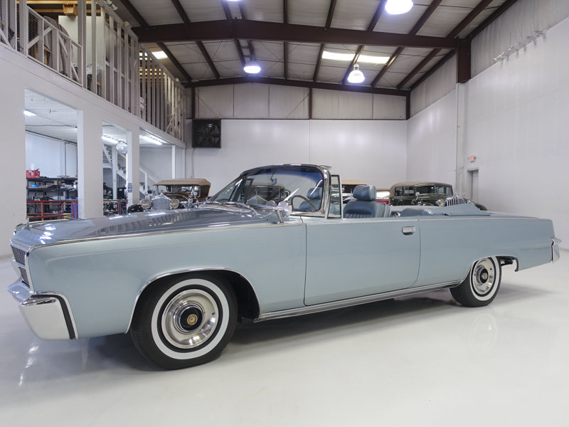 1965 Imperial Crown Convertible For Sale (picture 1 of 6)