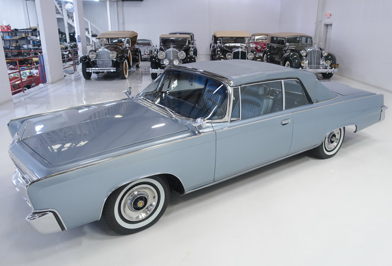 1965 Imperial Crown Convertible For Sale (picture 2 of 6)