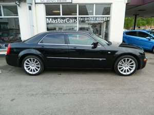 2010/60 Chrysler 300C 3.0CRD V6 SRT Design 4dr Auto 74204mls