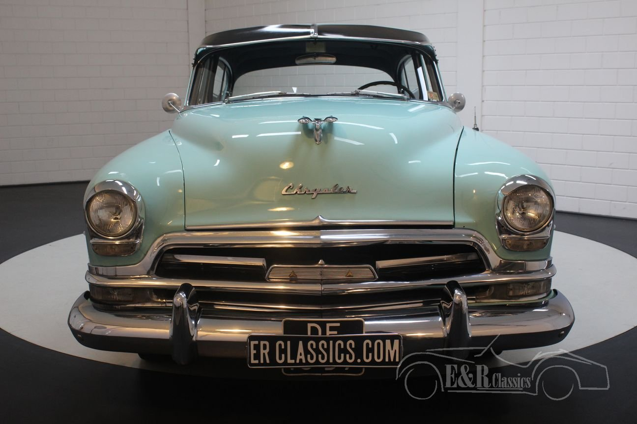 Chrysler Windsor Deluxe 1954 Sedan For Sale (picture 5 of 6)