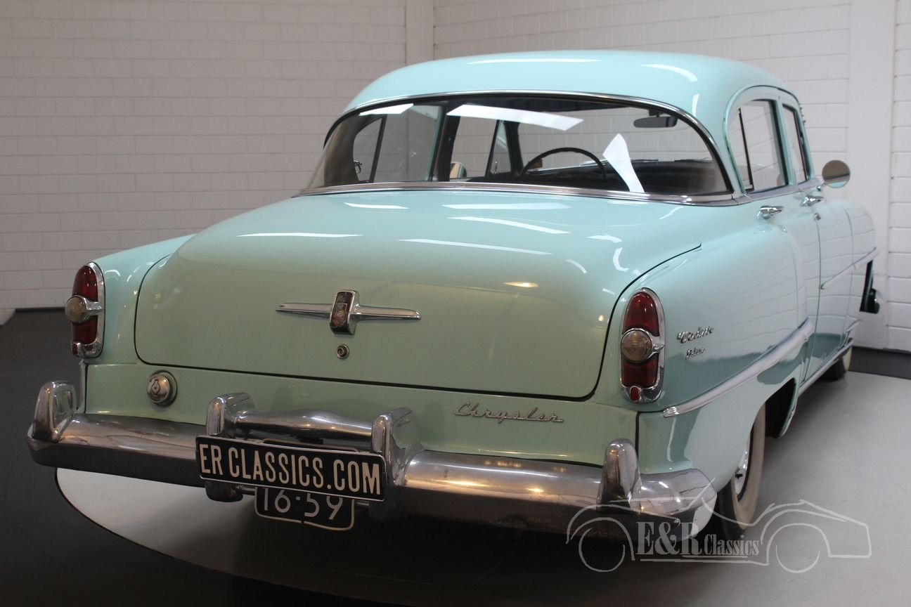 Chrysler Windsor Deluxe 1954 Sedan For Sale (picture 6 of 6)