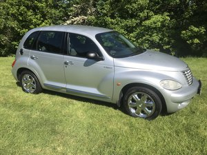 2004 PT CRUISER ONLY 42000 MILES FROM NEW AND 1 OWNER