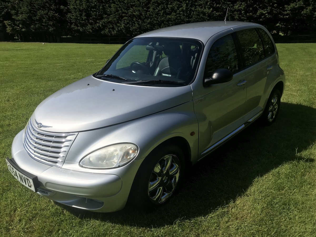 2004 PT CRUISER ONLY 42000 MILES FROM NEW AND 1 OWNER For Sale (picture 2 of 6)