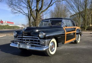 1950 Chrysler Newport Town and Country Coupe For Sale by Auction