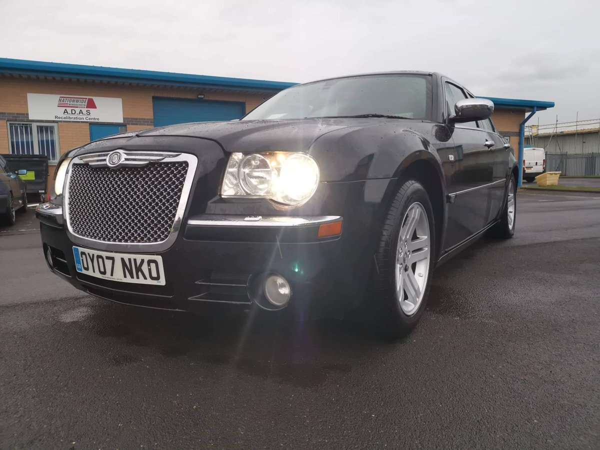 2007 Chrysler 300c to For Sale (picture 1 of 6)